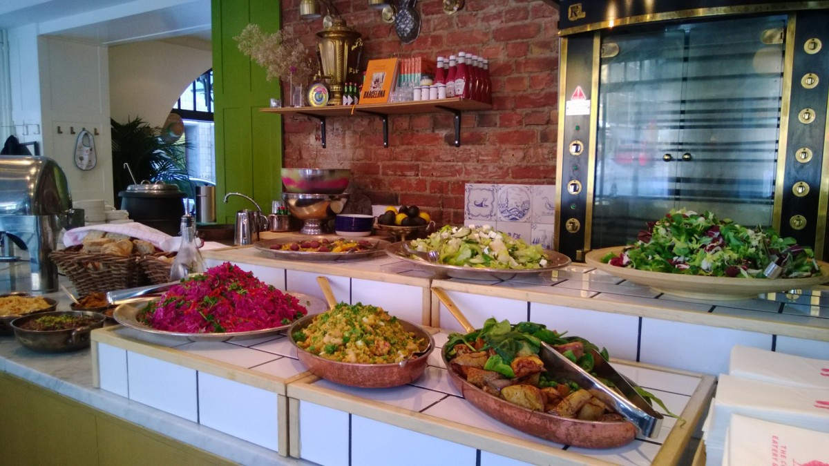 Обед в Хельсинки: 5 лучших мест по итогам 2015 года