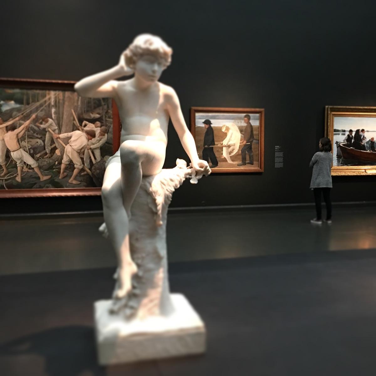 Как пройти бесплатно в главные музеи Хельсинки